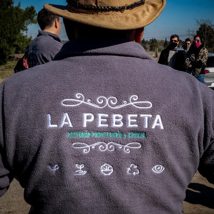 Visita guiada a la huerta de La Pebeta
